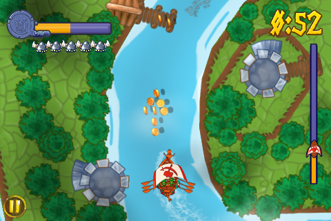 Screenshot Vikings Row! Review